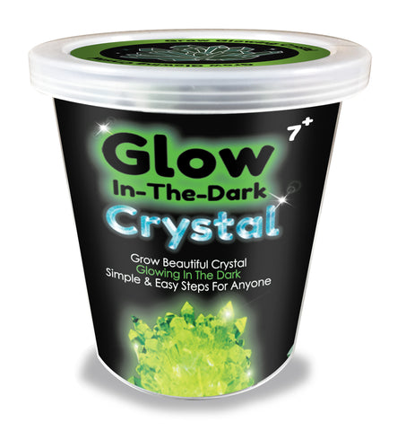 Glow in the Dark Crystal Growing Kit