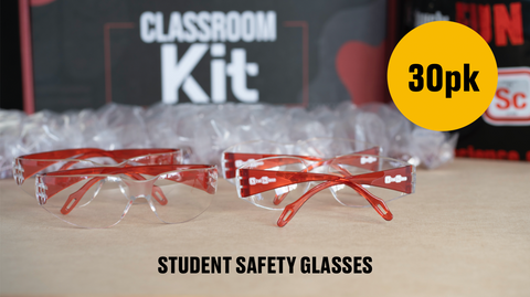 Student Safety Glasses (30pk)