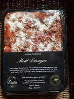 LASAGNE meat traditional Large