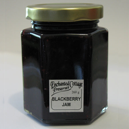 Enchanted Cottage Preserves Blackberry Jam 250g
