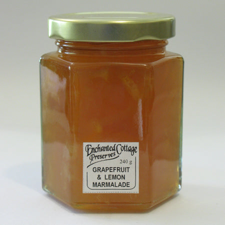 Enchanted Cottage Preserves Grapefruit & Lemon Marmalade 240g