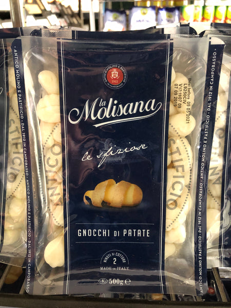 La Molisana Gnocchi is Patate 500g
