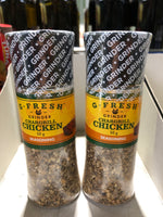 G-Fresh Grinder Chargrill Chicken Seasoning 50g