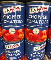 La Nova Chopped Tomatoes 400gm