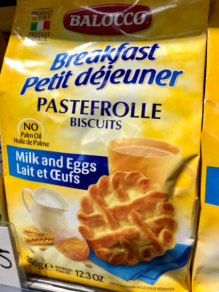Balocco Pastefrolle Biscuits 350g