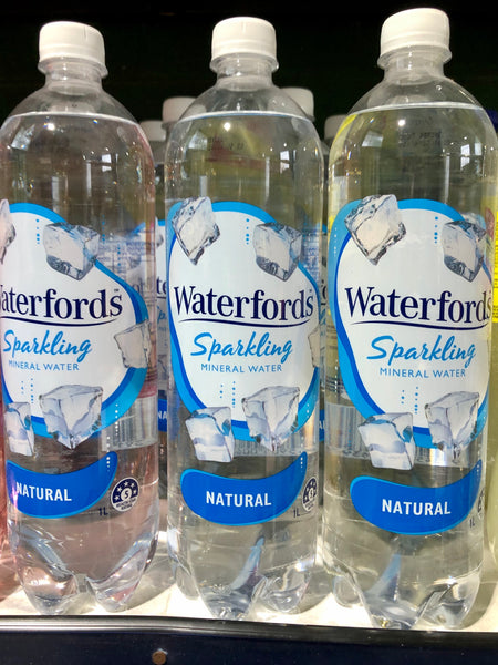 Waterfords Sparkling Mineral Water Natural 1.25L