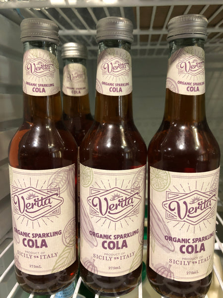 Veritta Organic Sparkling Cola 275ml