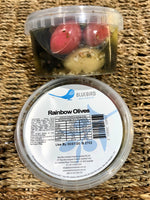 Bluebird Antipasto Rainbow Olives 200g