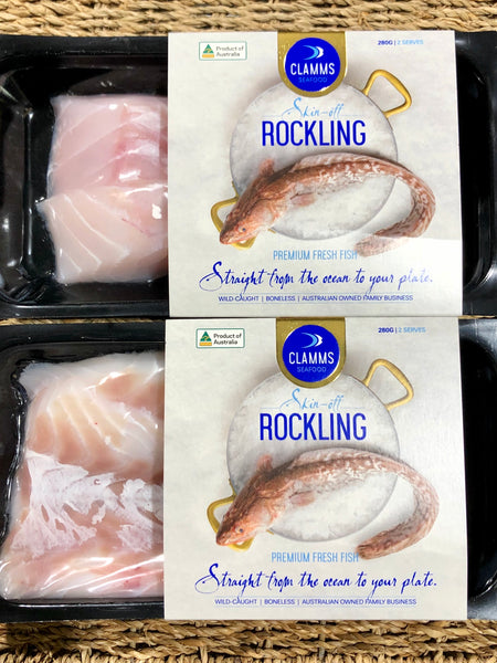 Fresh Rockling FILLETS