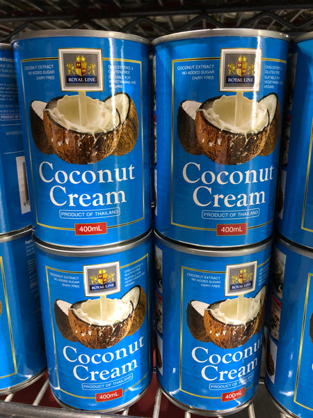 Royal Line Coconut Cream 400ml