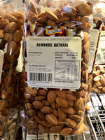 Trutaste Almonds Natural 500g