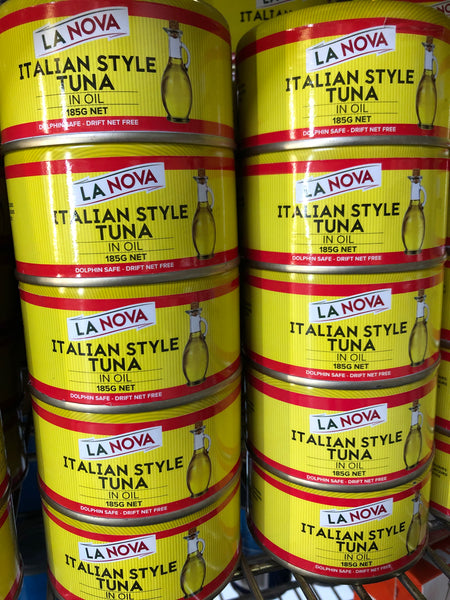 La Nova Italian Style Tuna in Oil 185g