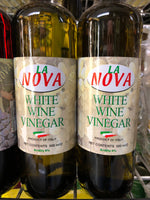 La Nova White Wine Vinegar 500ml