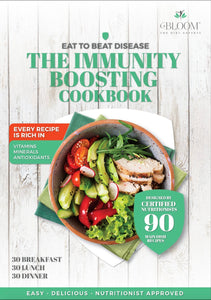 Immunity Boosting Cook Book