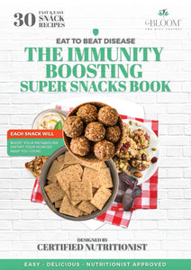 Immunity Boosting Super Snacks Book