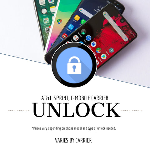 AT&T and Sprint Unlock