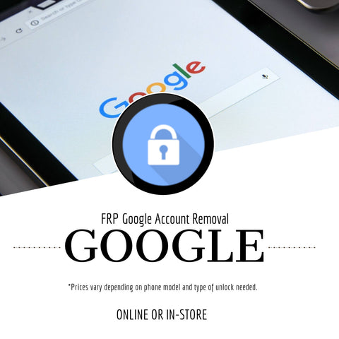 FRP GOOGLE ACCOUNT LOCK