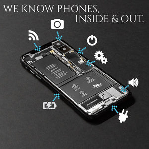Expert Level board repair for Phones