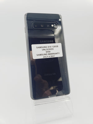 Samsung Galaxy S10 128GB Unlocked