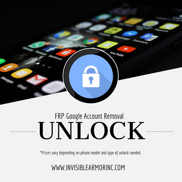 FRP Google Lock Removal Service INSTANT Remote Android Devices