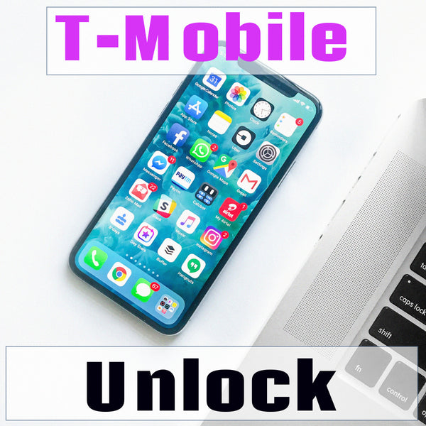 iPhone T-Mobile Unlock Service - iPhone X's, iPhone 11's, iPhone 7/8