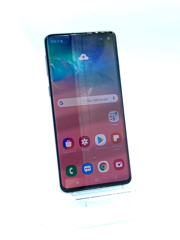 Samsung s10 128GB White unlocked