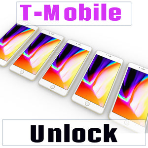 IPHONE 6/6 Plus, 6s/6s Plus, 5,5s, 5c, SE T-Mobile Carrier Unlock