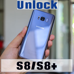 Sprint Samsung Galaxy S8 and S8 Plus Carrier Unlock