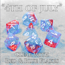Load image into Gallery viewer, PAST   Monthly Featured Dice Set FREE Shipping