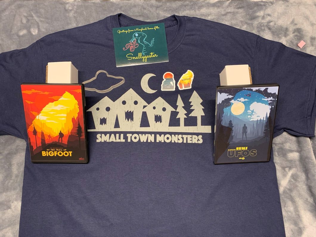 CRYPTID CRATE February 2021 Small Town Monsters