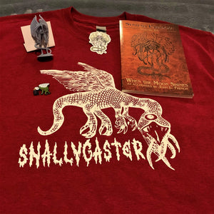 CRYPTID CRATE JANUARY 2021 SNALLYGASTER