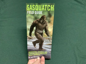 CRYPTID CRATE JULY 2020 - SASQUATCH BOX!
