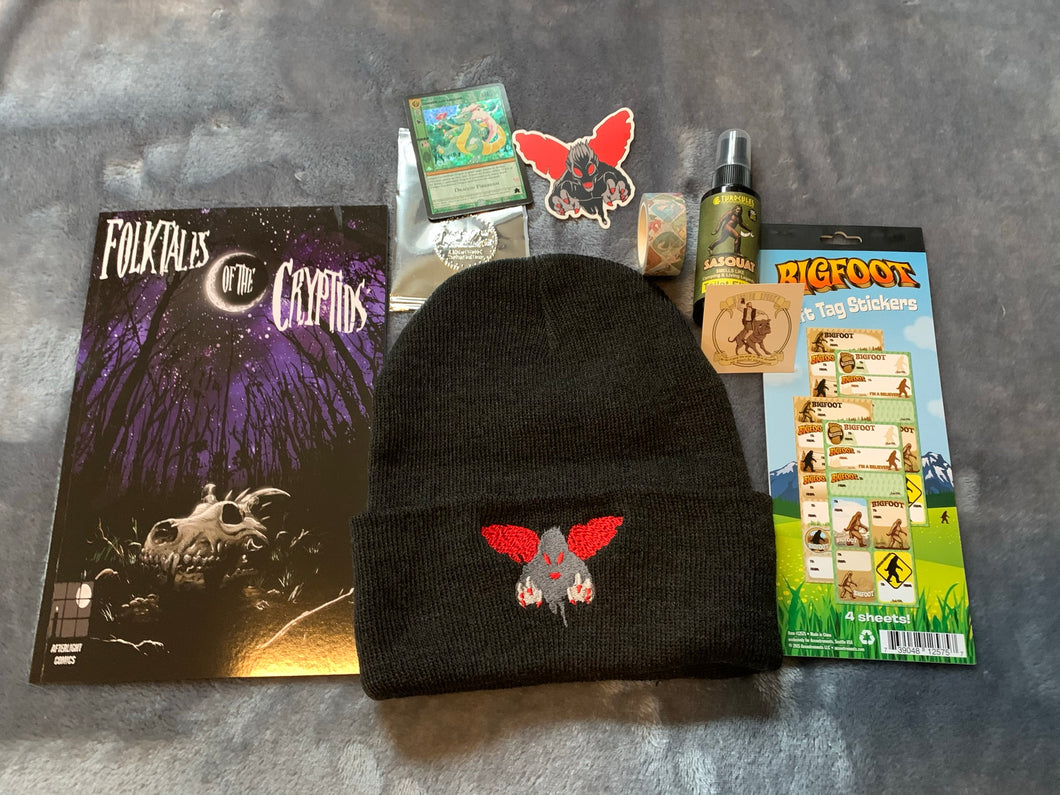 Cryptid Crate - December 2020 Holiday Box