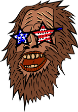 Load image into Gallery viewer, Bigfoot Sticker Set - Free shipping