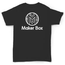 Load image into Gallery viewer, Maker Box T-shirt