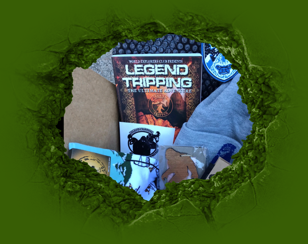 Cryptid Crate Box