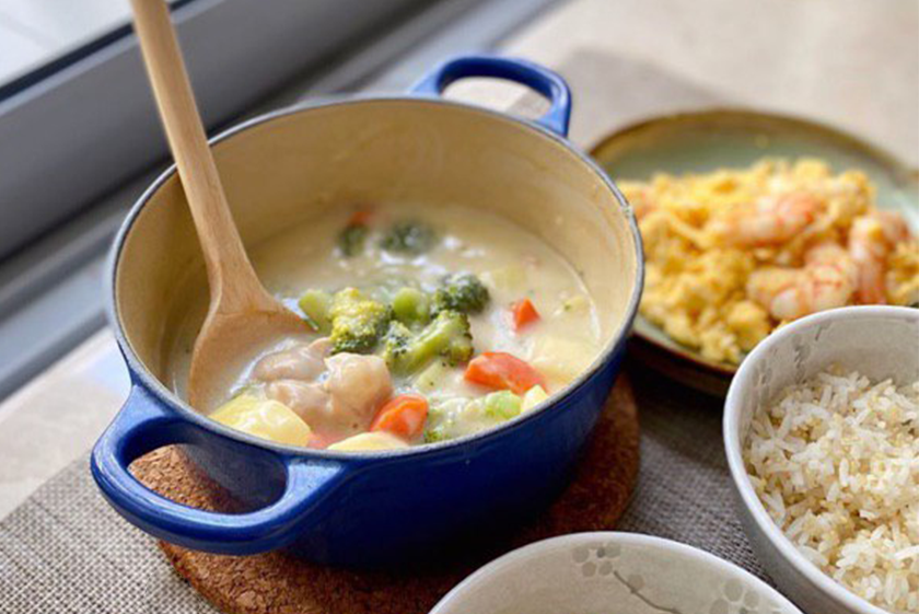 How to Cook: Ziq's Japanese White Cream Stew
