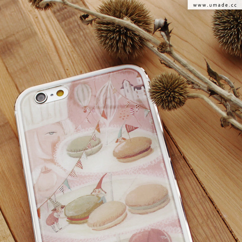 UMade iPhone case/iPhone手機殼-亮面硬殼-南君Nan Jun