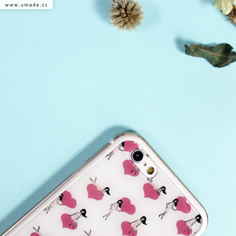 UMade iPhone case/iPhone手機殼-亮面硬殼-Naho Ogawa