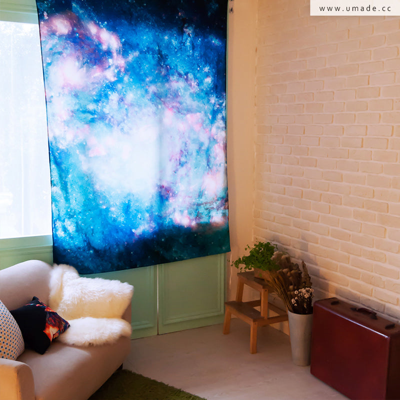 ★壁幔Wall Tapestry★ Abstract Galaxies 2 - Barruf