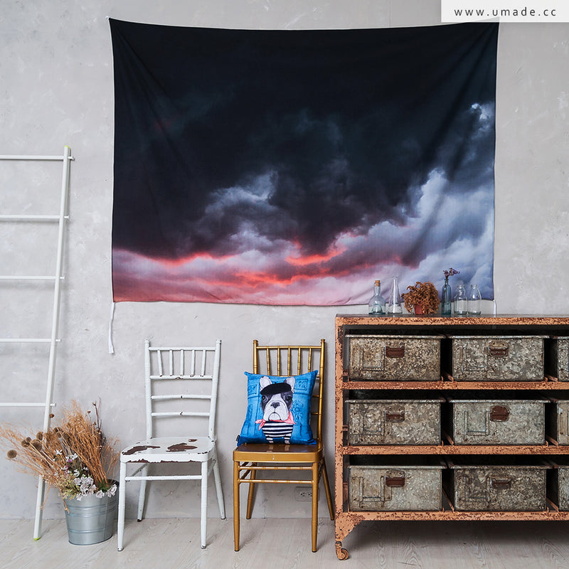 ★壁幔Wall Tapestry★  Cloudy