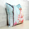 UMade Artist Throw Pillow★藝術家創作抱枕★ FlowerMonster - 小花獸 - Lian An