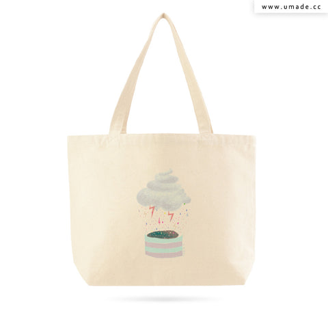 UMade Artist Large Tote Bag 藝術家創作帆布包  - Albee