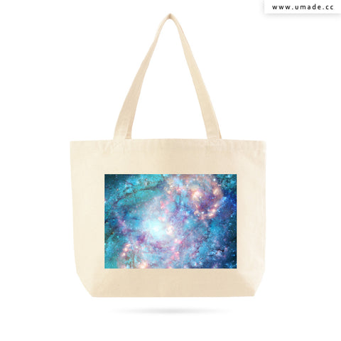UMade Artist Large Tote Bag 藝術家創作帆布包-Barruf