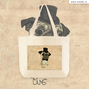 ★大托特★ Pug; Gentle Pug - Barruf