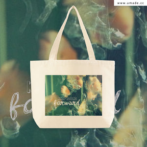 UMade Artist Large Tote Bag 藝術家創作帆布包  - Jenn.Y