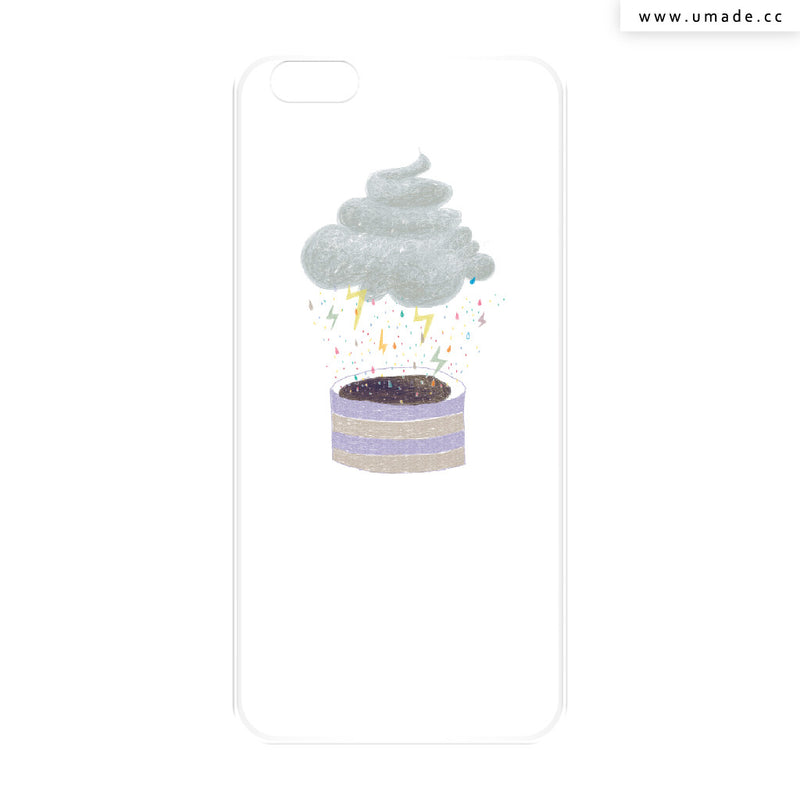 UMade iPhone case/iPhone手機殼-亮面背殼-i6p/i6-Albee