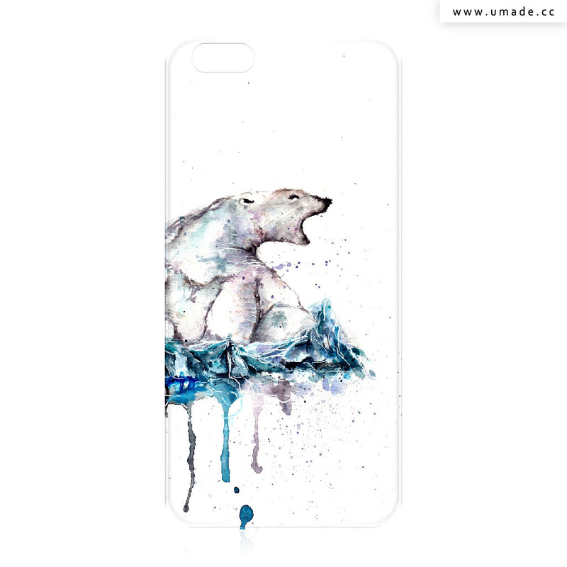 UMade iPhone case/iPhone手機殼-亮面硬殼-i6p/i6-背板-Cub