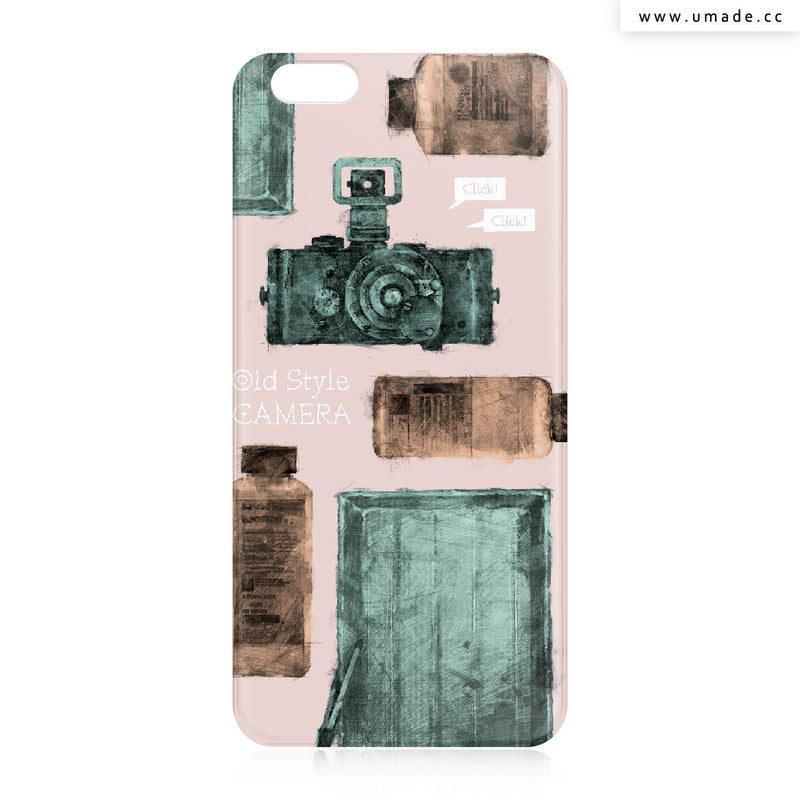 UMade iPhone case/iPhone手機殼-亮面背殼-i6p/i6-劉宜其 61Chi