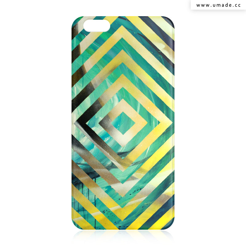 UMade iPhone case/iPhone手機殼-亮面背殼-i6p/i6-DEBE